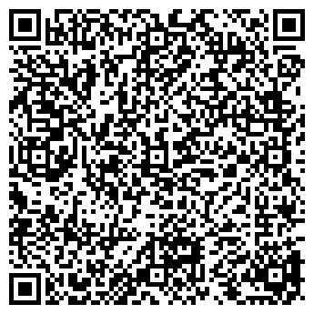 QR-код с контактной информацией организации ЦЕНТР ЗДОРОВЬЯ ДОМАШНИХ ЖИВОТНЫХ