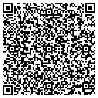 QR-код с контактной информацией организации ТОМСКГЕОНЕФТЕГАЗ ОАО