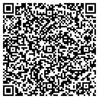 QR-код с контактной информацией организации МИР ВИТРАЖА