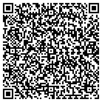 QR-код с контактной информацией организации СИБИРСКИЕ ДВЕРИ