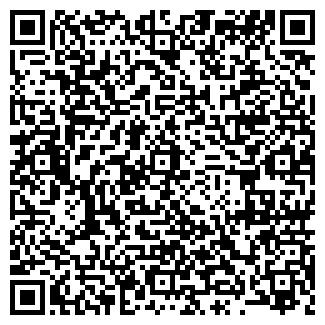 QR-код с контактной информацией организации РОНОКС ООО