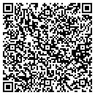 QR-код с контактной информацией организации ООО СИБИРСКИЕ АФИНЫ