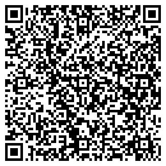 QR-код с контактной информацией организации АЛИЕВА