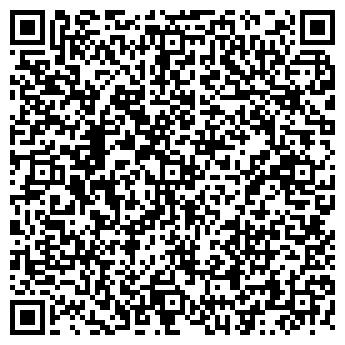 QR-код с контактной информацией организации ТОПКИНСКИЙ ХЛЕБОКОМБИНАТ, ОАО