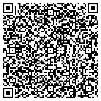 QR-код с контактной информацией организации РАДУГА ПРЕДПРИЯТИЕ