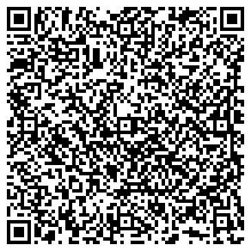 QR-код с контактной информацией организации ВЕТЕРИНАРНОЕ УЧРЕЖДЕНИЕ ТЮМЕНЦЕВО