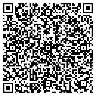 QR-код с контактной информацией организации ДАБА