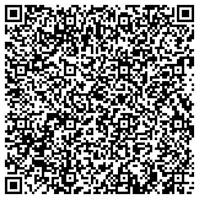 QR-код с контактной информацией организации ЛЕЧЕБНОГО ПИТАНИЯ ЛАБОРАТОРИЯ ИРКУТСКОГО НАУЧНОГО ЦЕНТРА
