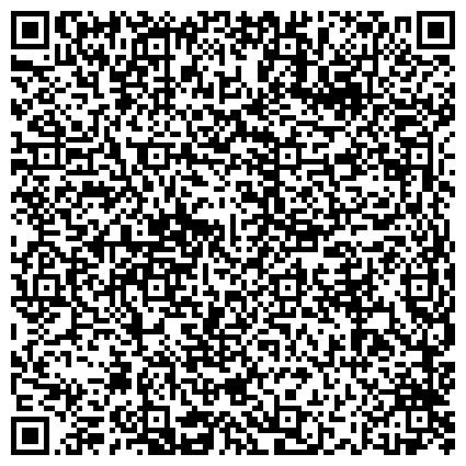 QR-код с контактной информацией организации Отдел охраны, защиты, воспроизводства лесов Республиканского агентства лесного хозяйства