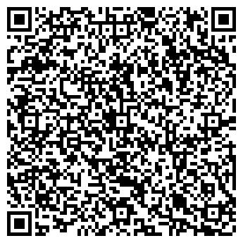 QR-код с контактной информацией организации ОАО БУРЯТМАТТЕХРЕСУРСЫ