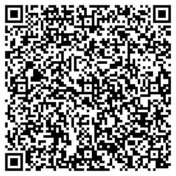 QR-код с контактной информацией организации АССОЦИАЦИЯ БОЛЬНИЦ КР