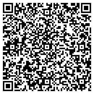 QR-код с контактной информацией организации ДАУРИЯ ОАО