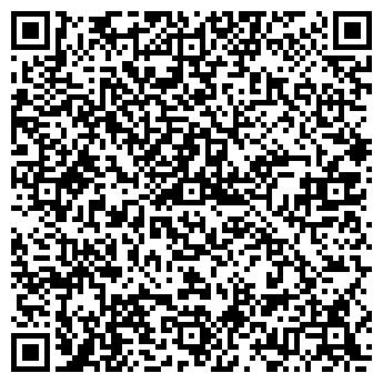 QR-код с контактной информацией организации АТН ПОЛИС ЗАО СК