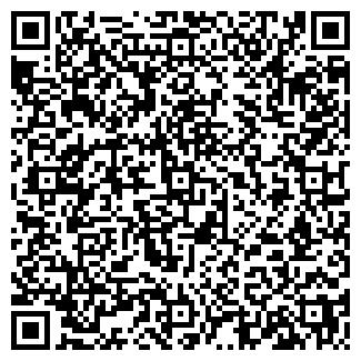 QR-код с контактной информацией организации БНВ - ДИЗАЙН