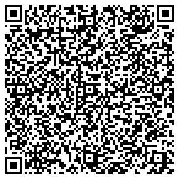 QR-код с контактной информацией организации ООО Агенство недвижимости Ацтек