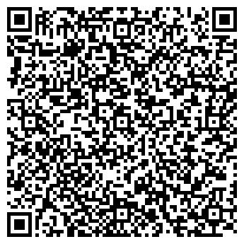 QR-код с контактной информацией организации ОБЩЕСТВО ХРИСТИАН-ВОЕННОСЛУЖАЩИХ ВЕРА И МУЖЕСТВО