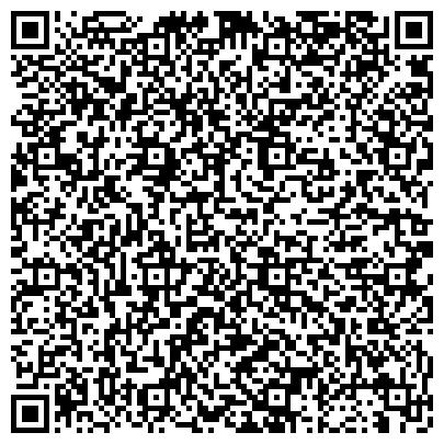 """QR-код с контактной информацией организации """"Отдел полиции """"Железнодорожный"""" УМВД России по г.Чите"""