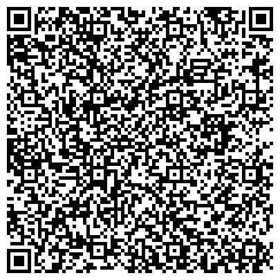 QR-код с контактной информацией организации Отделение УФМС России по Забайкальскому краю в Сретенском районе
