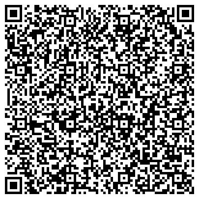 QR-код с контактной информацией организации РЕКЛАМНО-ПРОИЗВОДСТВЕННАЯ СТУДИЯ ПОЛИГРАФИКА