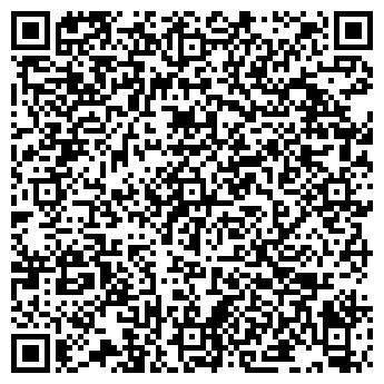 QR-код с контактной информацией организации MEGA ПРИНТ