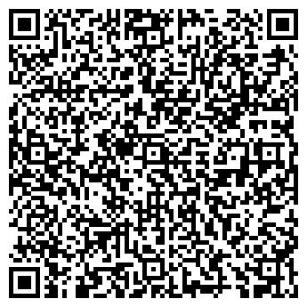 QR-код с контактной информацией организации ГЛАЗНОЕ ОТДЕЛЕНИЕ
