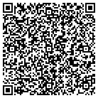 QR-код с контактной информацией организации ДОМ ДЕТСКОГО ТВОРЧЕСТВА №1
