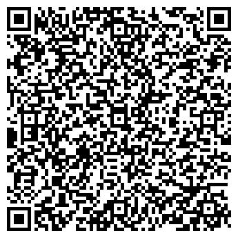 QR-код с контактной информацией организации БАНК АЗИИ ЗАО