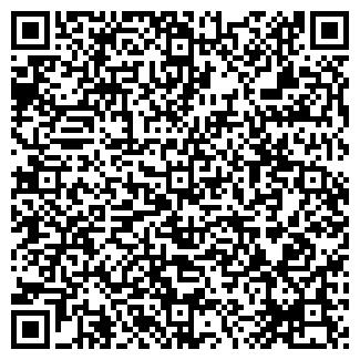 QR-код с контактной информацией организации ДЕТСКИЙ САД №58 ОЛЕНЕНОК