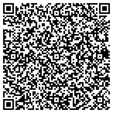 QR-код с контактной информацией организации ВЕСЕЛЫЙ МАГАЗИНЧИК