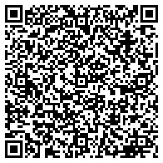 QR-код с контактной информацией организации ОРТОПРО