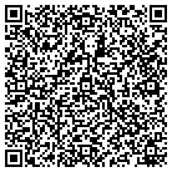 QR-код с контактной информацией организации ИП САЖИНА