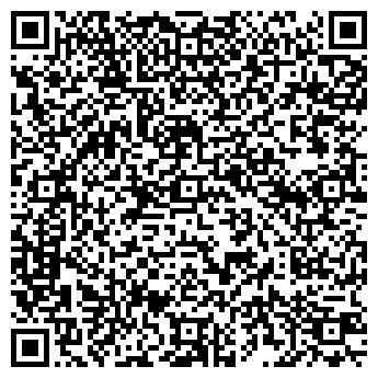 QR-код с контактной информацией организации ТКАЧЕВА