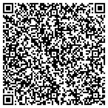 QR-код с контактной информацией организации КИНОТЕАТР ЛЕНКОМ