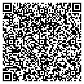QR-код с контактной информацией организации САЖИНА М.Ю.