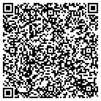 QR-код с контактной информацией организации БИБЛИОТЕКА N6