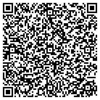 QR-код с контактной информацией организации БИБЛИОТЕКА N8