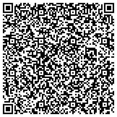 QR-код с контактной информацией организации «Детско-юношеская спортивная школа «Рекорд»