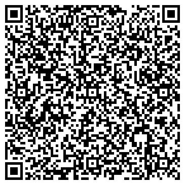 QR-код с контактной информацией организации ОТДЕЛ ПО ДЕЛАМ ГО И ЧС ИНГОДИНСКОГО РАЙОНА