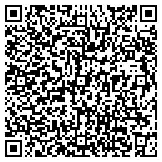 QR-код с контактной информацией организации ООО АЛЕНГУЙ