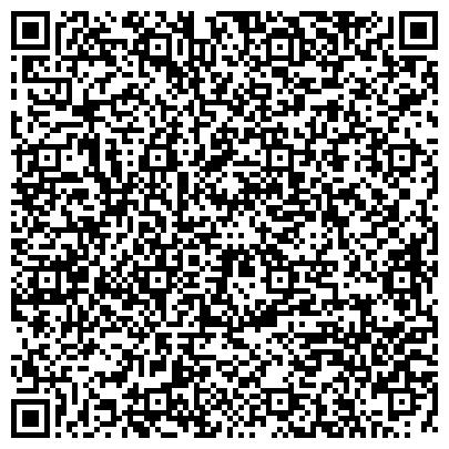 QR-код с контактной информацией организации АТЕЛЬЕ ПО ПОШИВУ ФОРМЕННОЙ ОДЕЖДЫ