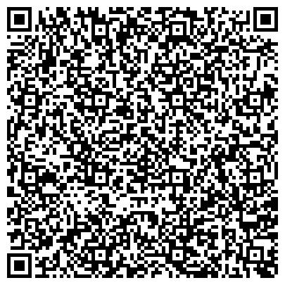 QR-код с контактной информацией организации Администрация Большереченского муниципального образования
