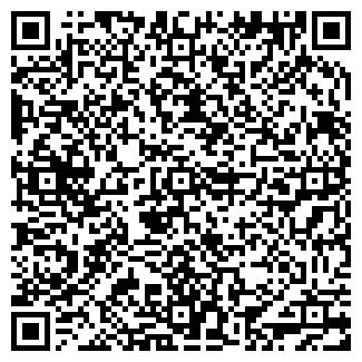 QR-код с контактной информацией организации БАЗАР, ЗАО