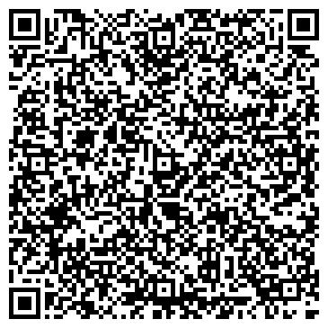 QR-код с контактной информацией организации ЕВРОВИЗА ВИЗОВО-ТУРИСТИЧЕСКОЕ БЮРО