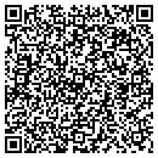 QR-код с контактной информацией организации ООО ЮРАН