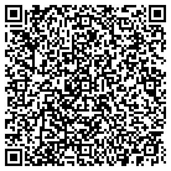 QR-код с контактной информацией организации ИНТЕРЬЕР-СП, ООО
