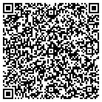 QR-код с контактной информацией организации ПАЛНИКС ПКФ, ЗАО