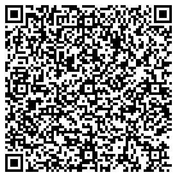 QR-код с контактной информацией организации ТУРОС, ООО