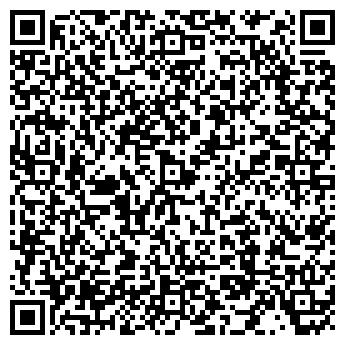 QR-код с контактной информацией организации КАМИНЫ САЛОН-МАГАЗИН