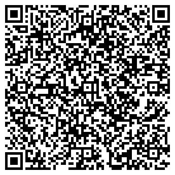 QR-код с контактной информацией организации ООО ТРИЛОС