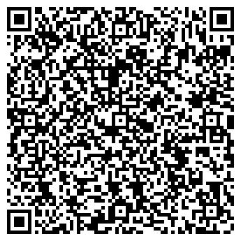 QR-код с контактной информацией организации ИНТЕРЕСНЫЕ ВЕЩИ